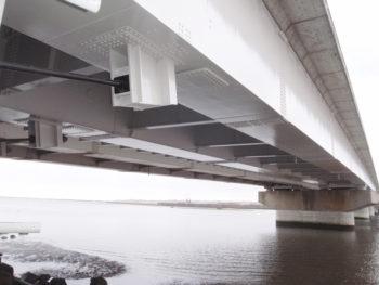 八戸市 八戸港改修統合補助八太郎大橋 改良工事