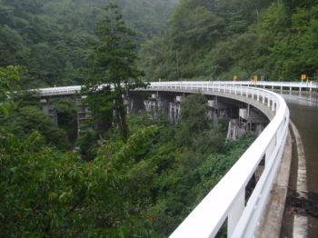 東津軽郡外ヶ浜町 三厩(停)竜飛崎線 橋梁補修(第1梹榔橋)工事