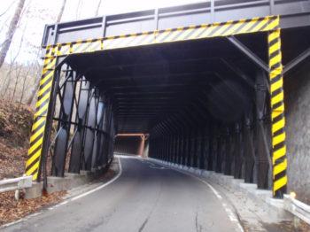 十和田市 国道102号道路 災害防除工事