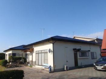 十和田市 K様邸 外壁・屋根リフォーム事例