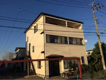 八戸市 G様邸 外壁・屋根リフォーム事例