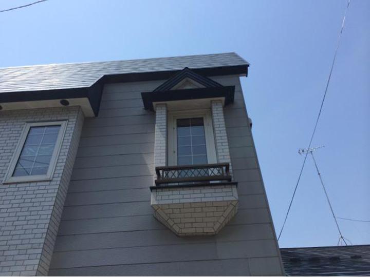 【三戸町】N様邸 外壁屋根リフォーム工事