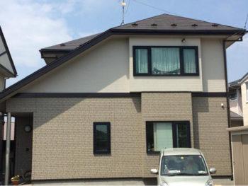 八戸市 Y様邸 外壁・屋根リフォーム事例