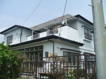 八戸市 Y様邸 外壁・屋根塗装リフォーム事例