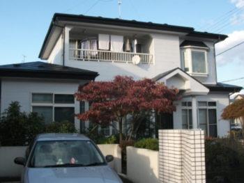 八戸市 G様邸 外壁・屋根塗装リフォーム事例
