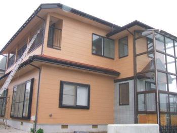 十和田市 M様邸 外壁・屋根塗装リフォーム事例