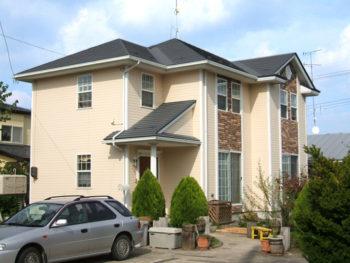 南部町 K様邸 外壁・屋根塗装リフォーム事例