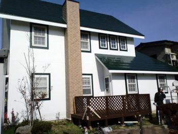 三沢市 T様邸 外壁・屋根塗装リフォーム事例