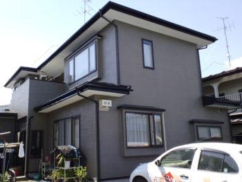 八戸市 N様邸 外壁・屋根塗装リフォーム事例