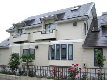 上北郡東北町 E様邸 外壁・屋根塗装リフォーム事例