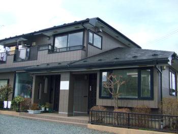 八戸市 K様邸 外壁・屋根塗装リフォーム事例