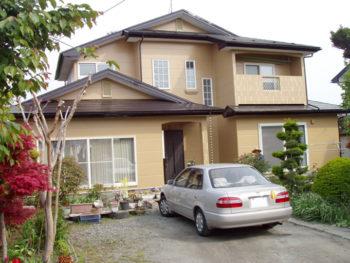 八戸市 S様邸 外壁・屋根塗装リフォーム事例