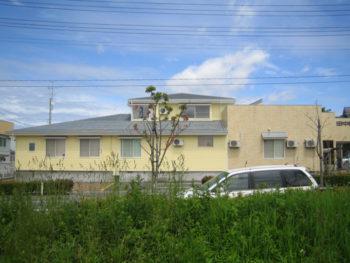 五戸町 T医院 外壁・屋根塗装リフォーム事例
