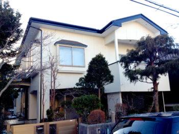 八戸市 T様邸 外壁・屋根塗装リフォーム事例