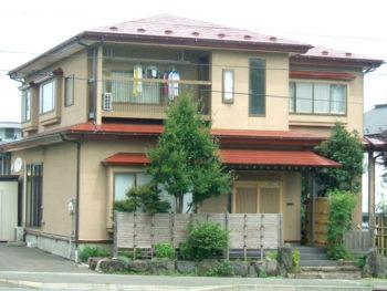 八戸市 K様邸 屋根塗装リフォーム事例