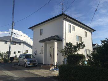 【塗装工事】八戸市A様邸 屋根・外壁塗装工事事例