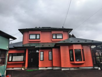 青森県八戸市N様邸 屋根外壁塗装工事
