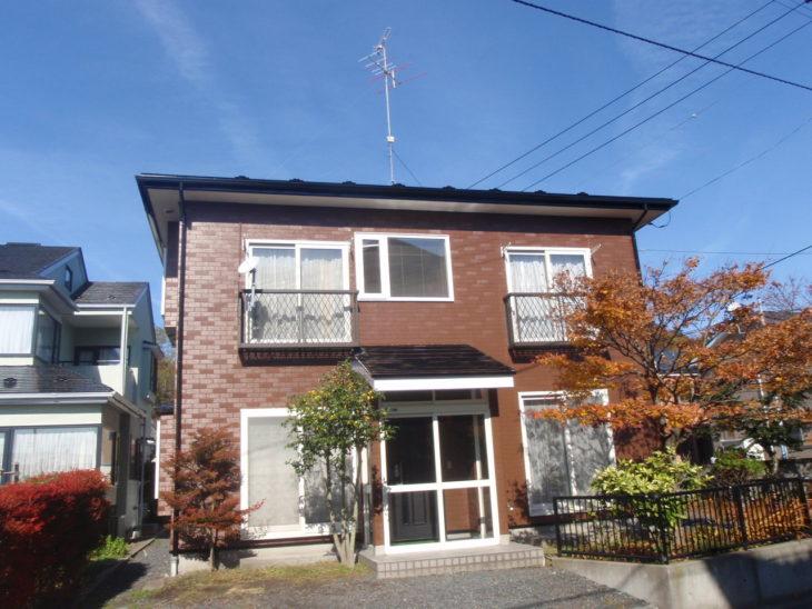 八戸市K様邸屋根外壁塗装工事/青森県八戸市塗装