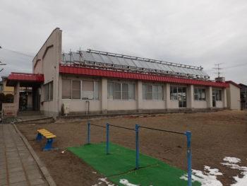 吹上児童館屋根塗装修繕