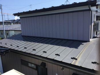 H様邸屋根塗装工事