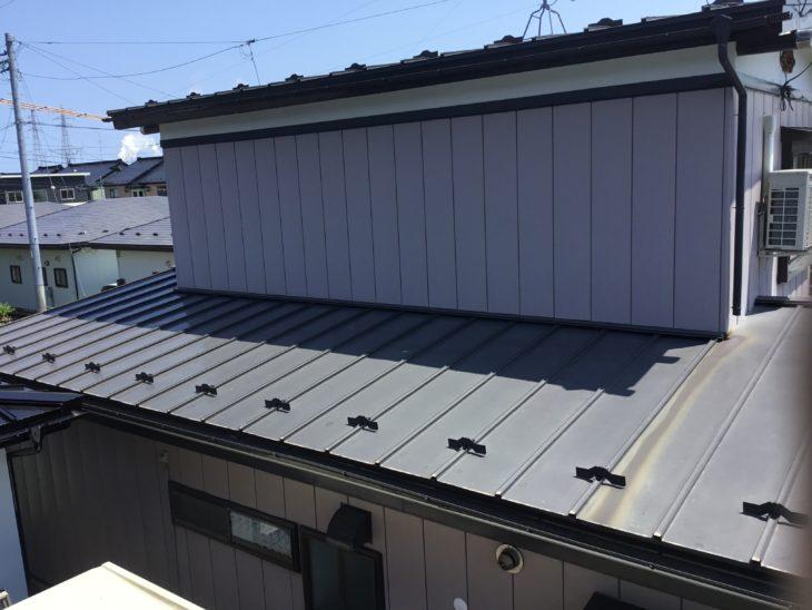【八戸】H様邸 屋根塗装工事