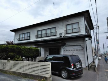 八戸市E様邸屋根外壁塗装工事