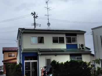 八戸市 T様邸 屋根外壁塗装工事