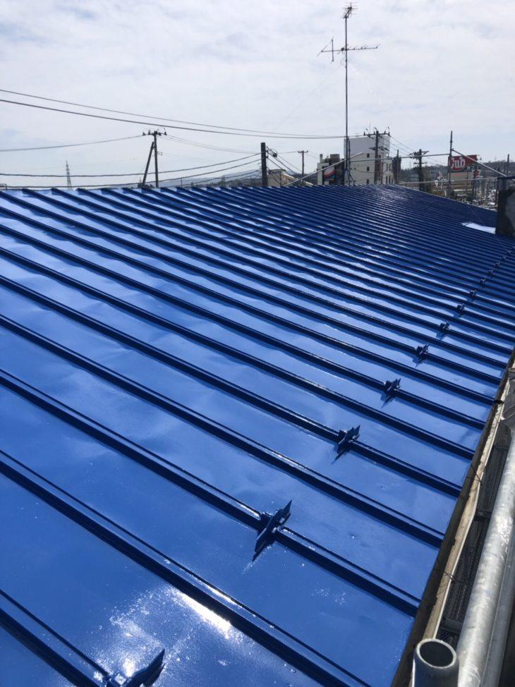 M社様 屋根塗装工事