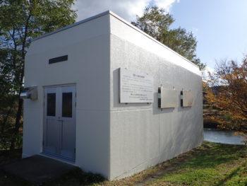 K水質自動観測所 | 塗装工事