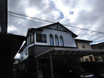 Y様邸屋根外壁塗装工事/青森県/八戸市/塗装