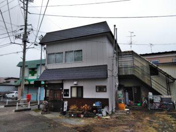 K様店舗屋根外壁塗装工事/青森県/八戸市/住宅塗装