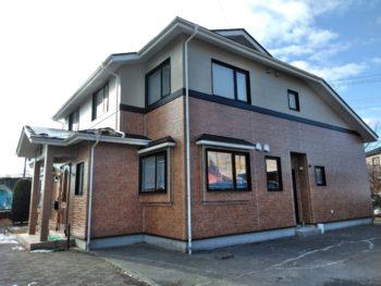 N様邸屋根外壁塗装工事/青森県/おいらせ町/塗装工事