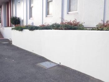 K様 花壇塗装 | 八戸