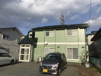 M様邸屋根外壁塗装工事/青森県/八戸市/塗装工事/ふっ素/高耐久