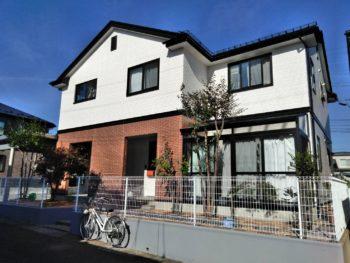 M様邸屋根外壁塗装工事/青森県/八戸市/塗装工事/目地工法