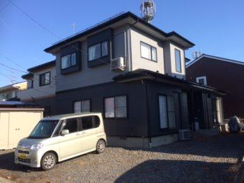 【塗装工事】八戸市 H様邸 屋根・外壁塗装工事/無料見積/外壁塗装/適正価格