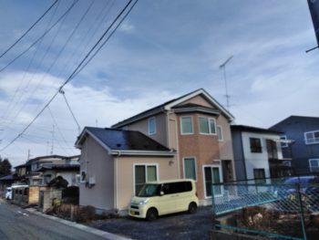 八戸市K様邸屋根塗装工事
