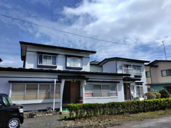 A様邸屋根外壁塗装改修工事/八戸市/外装工事/屋根葺き替え