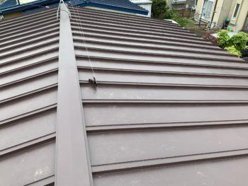 【屋根カバー工法】十和田市U様邸 屋根重ね張り工事