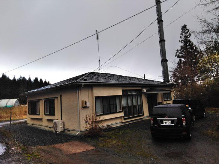 【八戸】I様邸 屋根雨漏り修繕工事