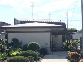 S様邸 外壁屋根塗装工事