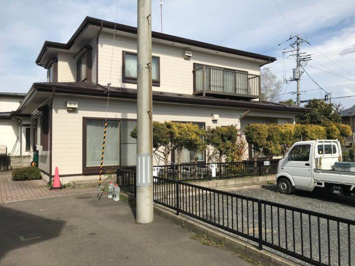 【八戸】S様邸 屋根外壁塗装工事