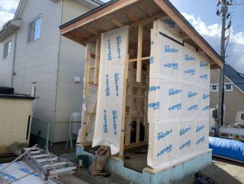 【八戸】トイレ新築 外壁塗装|屋根塗装|雨漏り|外装リフォーム|塗装業者