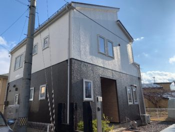 S様邸 屋根・外壁塗装工事/青森県/八戸市/塗装/高耐久