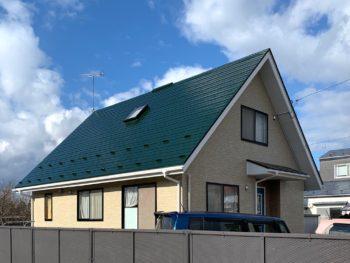 S様邸 屋根外壁塗装工事 / 青森県 南部町 塗装