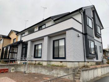 K様邸 屋根外壁塗装工事 / 青森県 八戸市 塗装