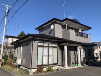 K様邸屋根外壁塗装工事/青森県/八戸市/屋根塗装/外壁塗装