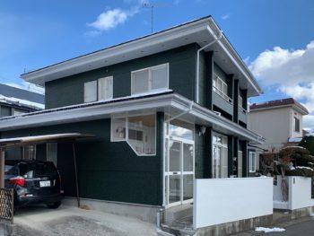 A様邸 屋根外壁塗装工事 / 青森県 八戸市 塗装