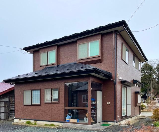 Y様邸 屋根外壁塗装工事 / 青森県 上北郡 塗装