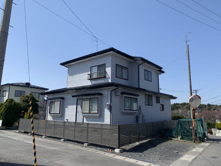 【八戸】K様邸 屋根外壁塗装工事